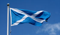 Saltire - Scottish Goverment Website