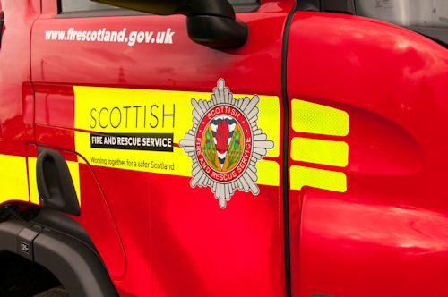 Road traffic collision on A92 near Glenrothes, Fife
