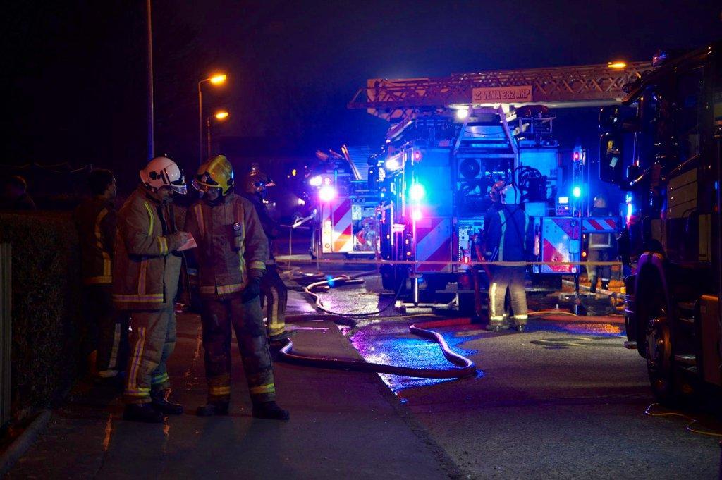 Man dies in Hamilton house fire