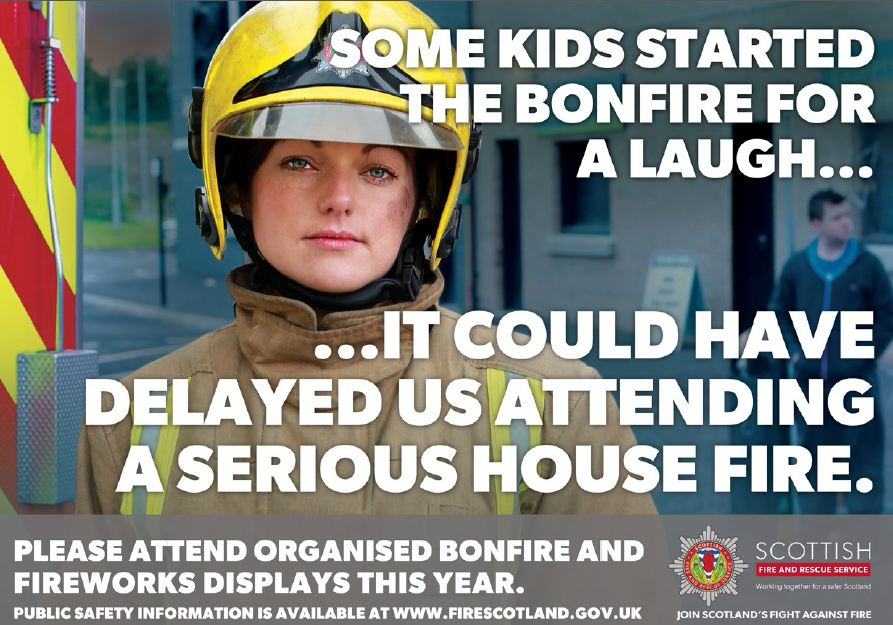 Partnership to protect East Dunbartonshire this Bonfire Night