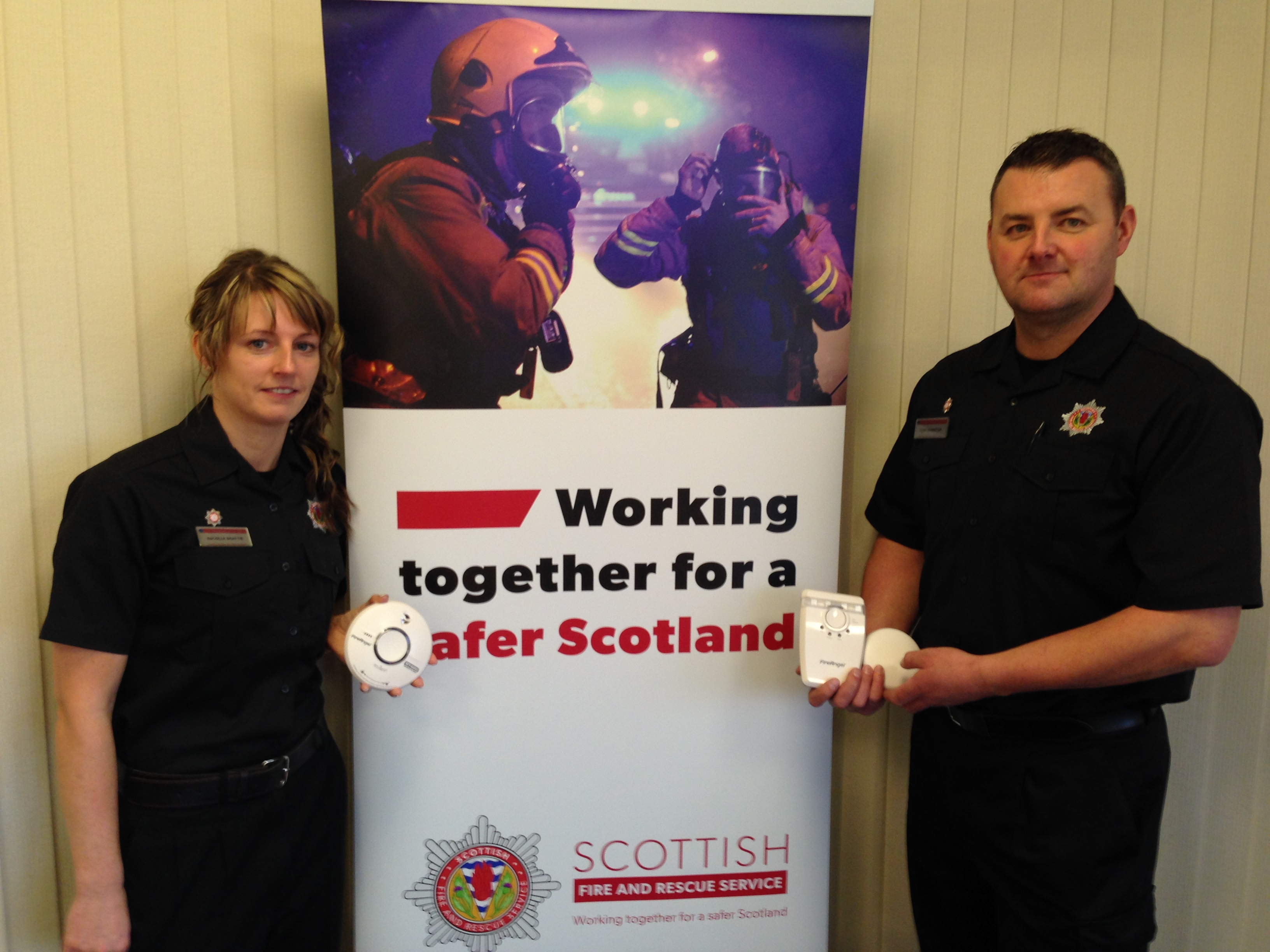 Perth and Kinross Scrutiny Committee - reduction in fires