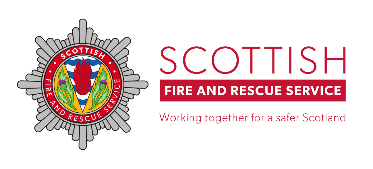 Fire at a rural address in Stanley, Perthshire