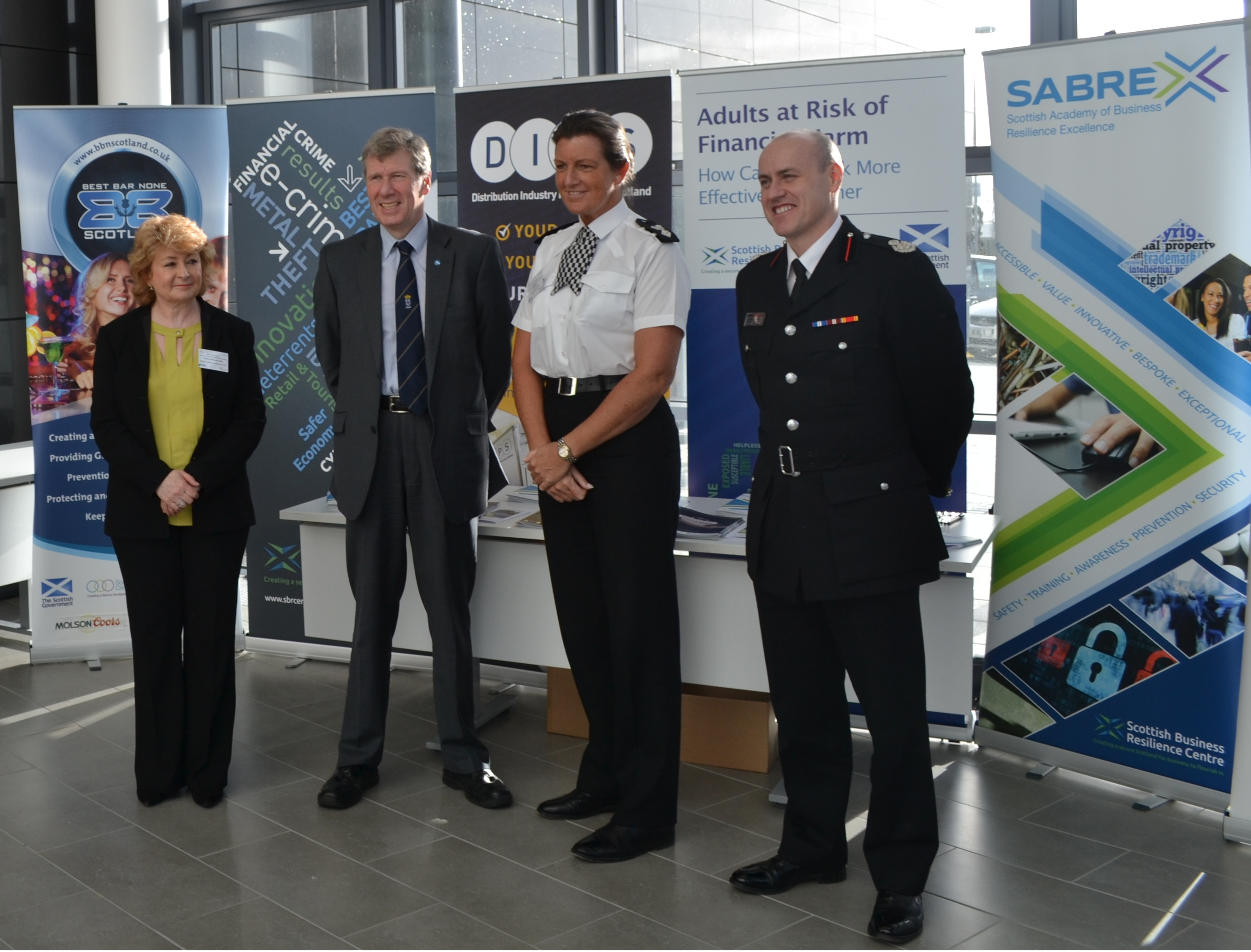 SFRS hosts Metal Theft Summit