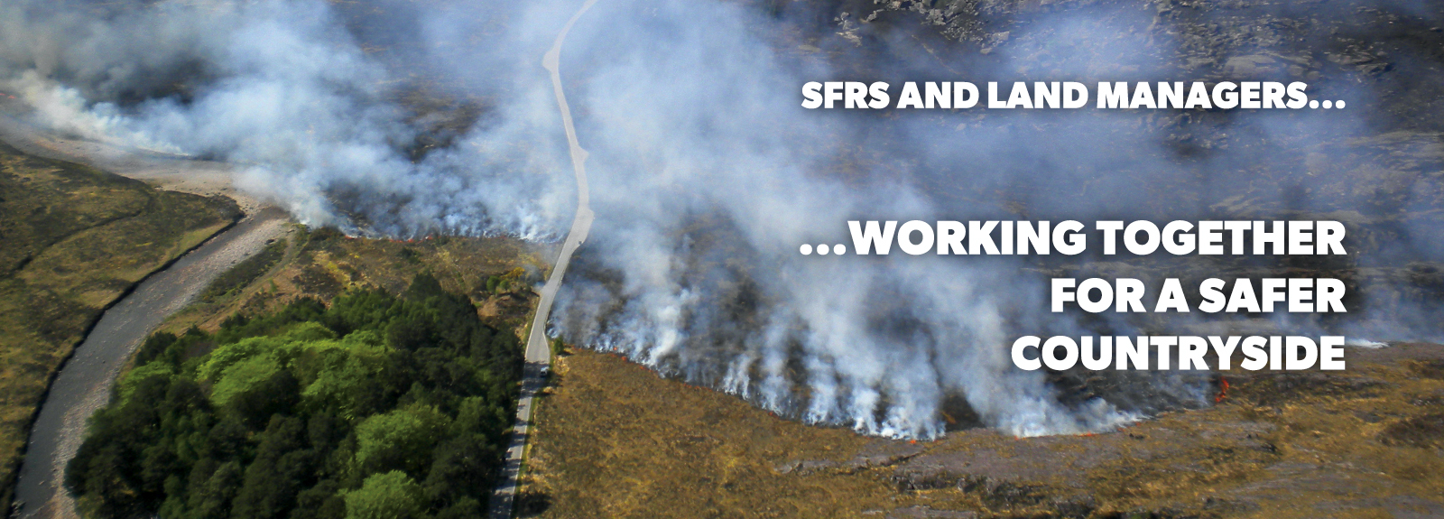 Update - wildfire - Stonehaven