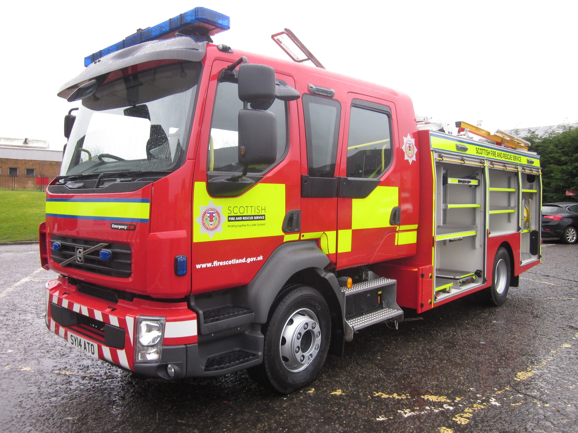 Latest SFRS report highlights reduction of fire risk in Aberdeen