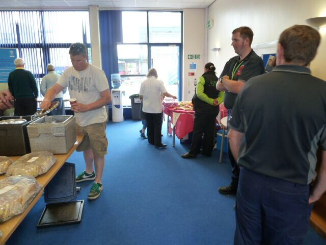 Big Lunches hailed a success across Tayside last weekend