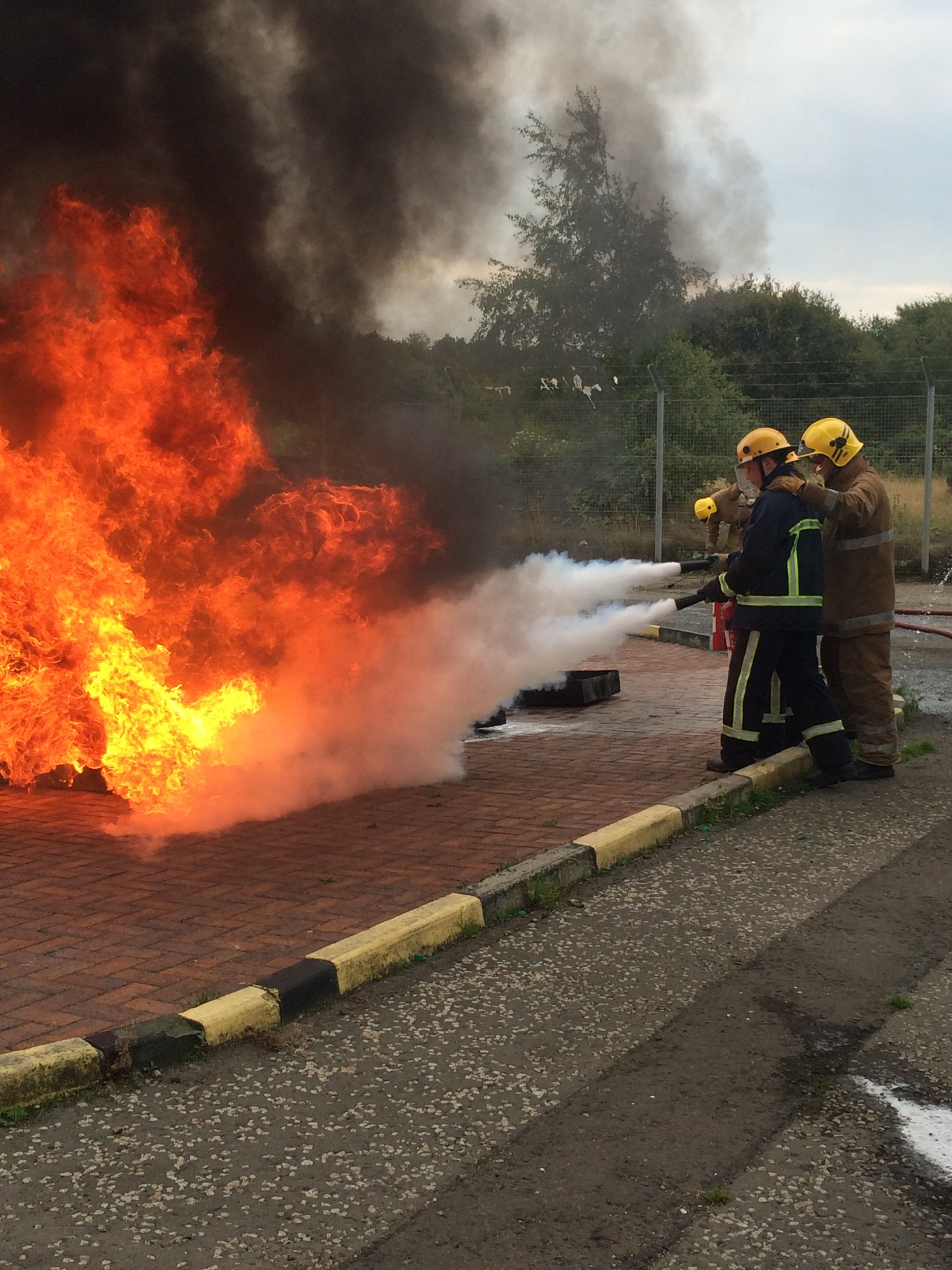 DiversiFIRE completes its 100th course