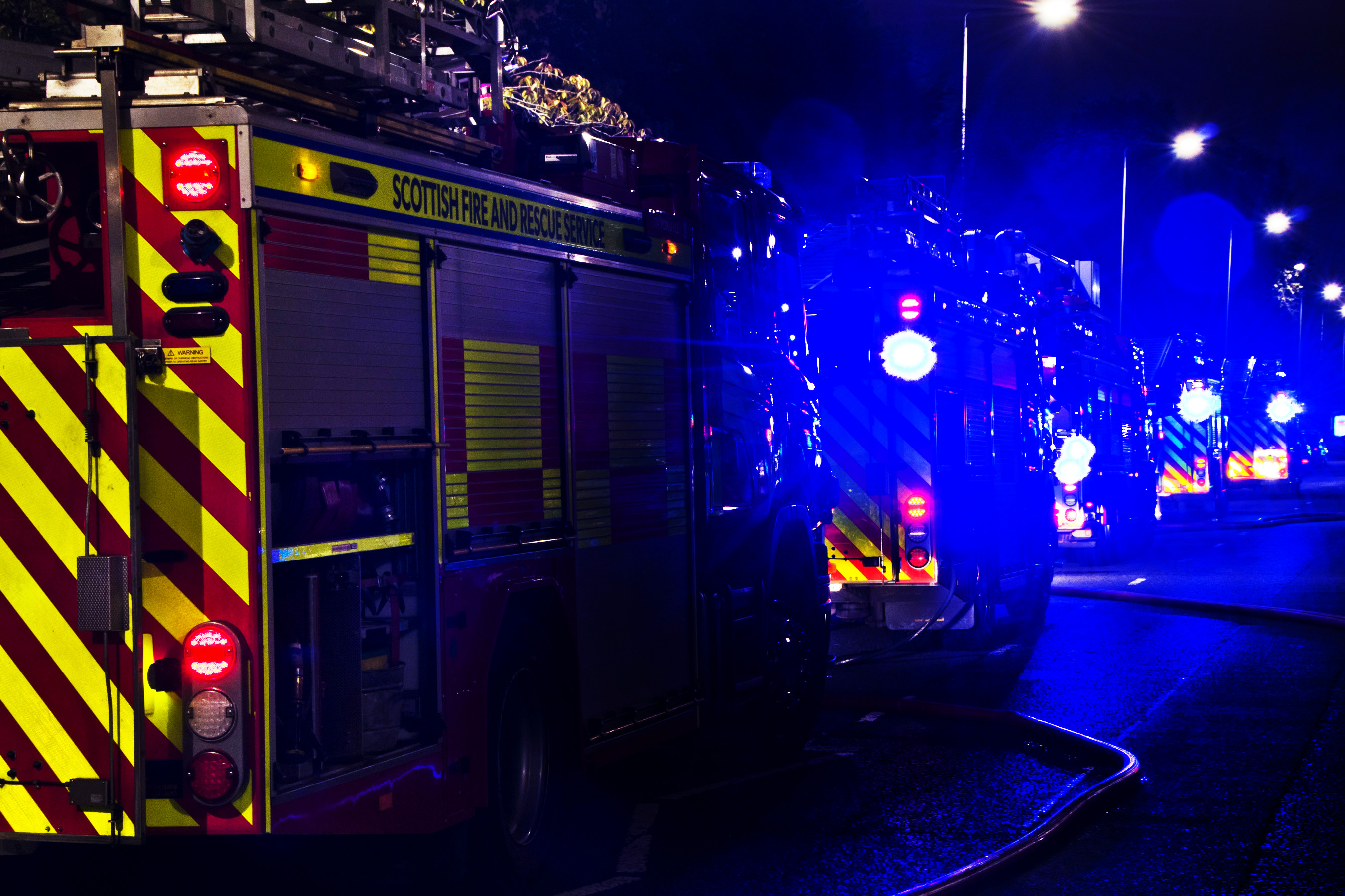 Fire-related casualties continue to fall in East Renfrewshire