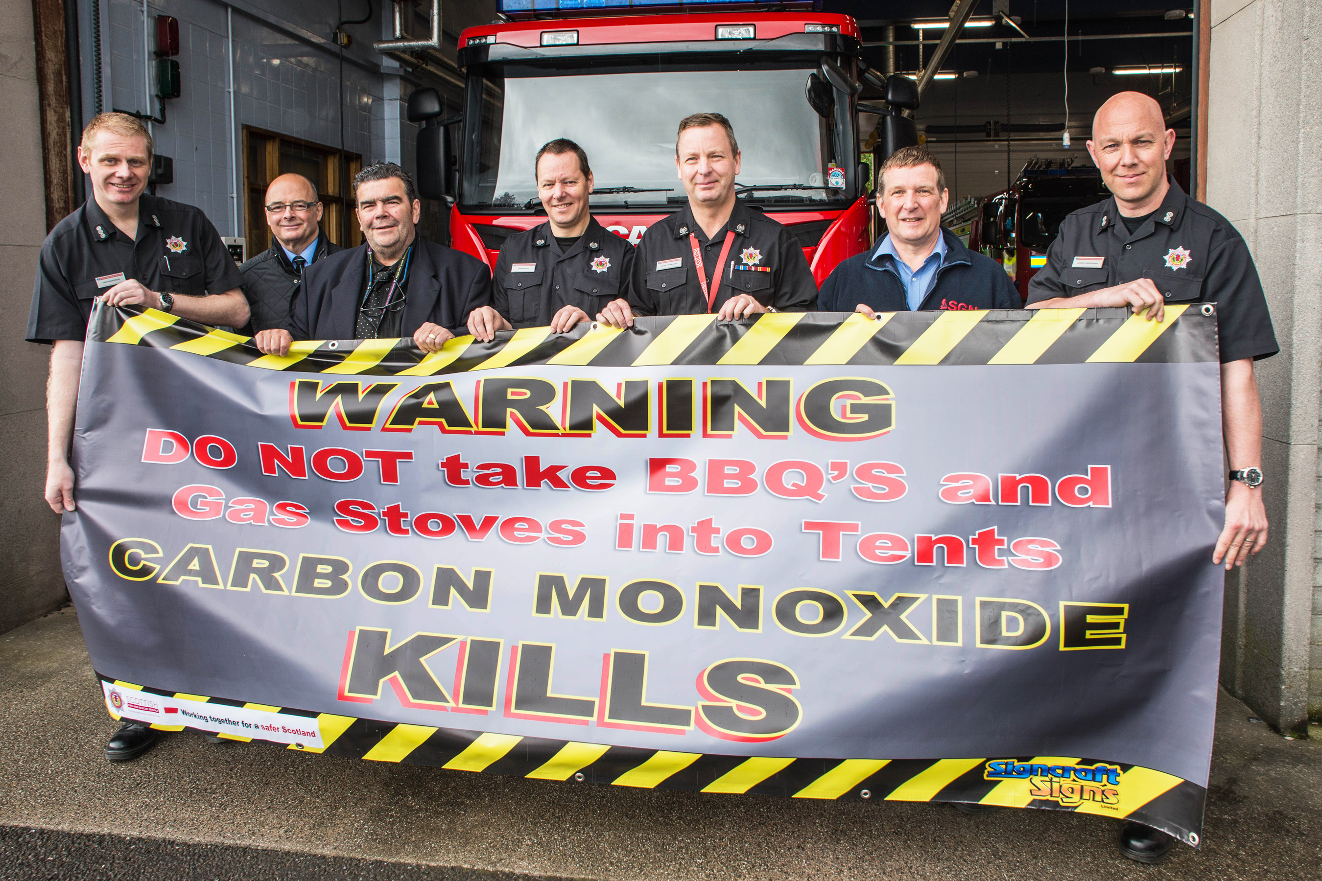 Protect Dumfries and Galloway from carbon monoxide tragedy