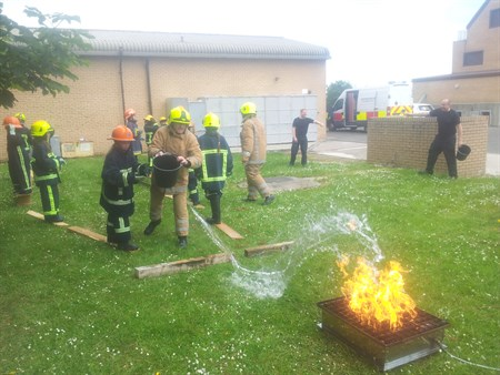 Dundee Multi -agency Event - Youngsters 1