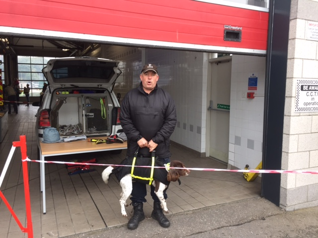 Doors Open Day at Central Fire Station in Aberdeen hailed a success