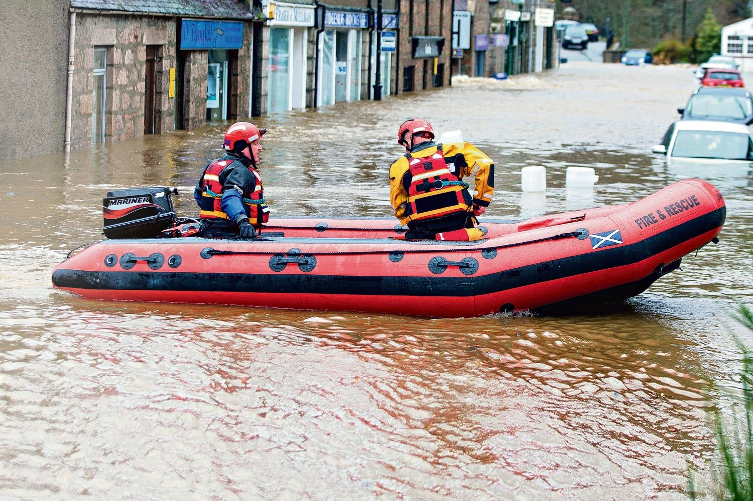 Specialist resources deployed to help affected communities in the North