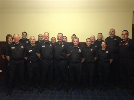 Chief With Ballater Crews
