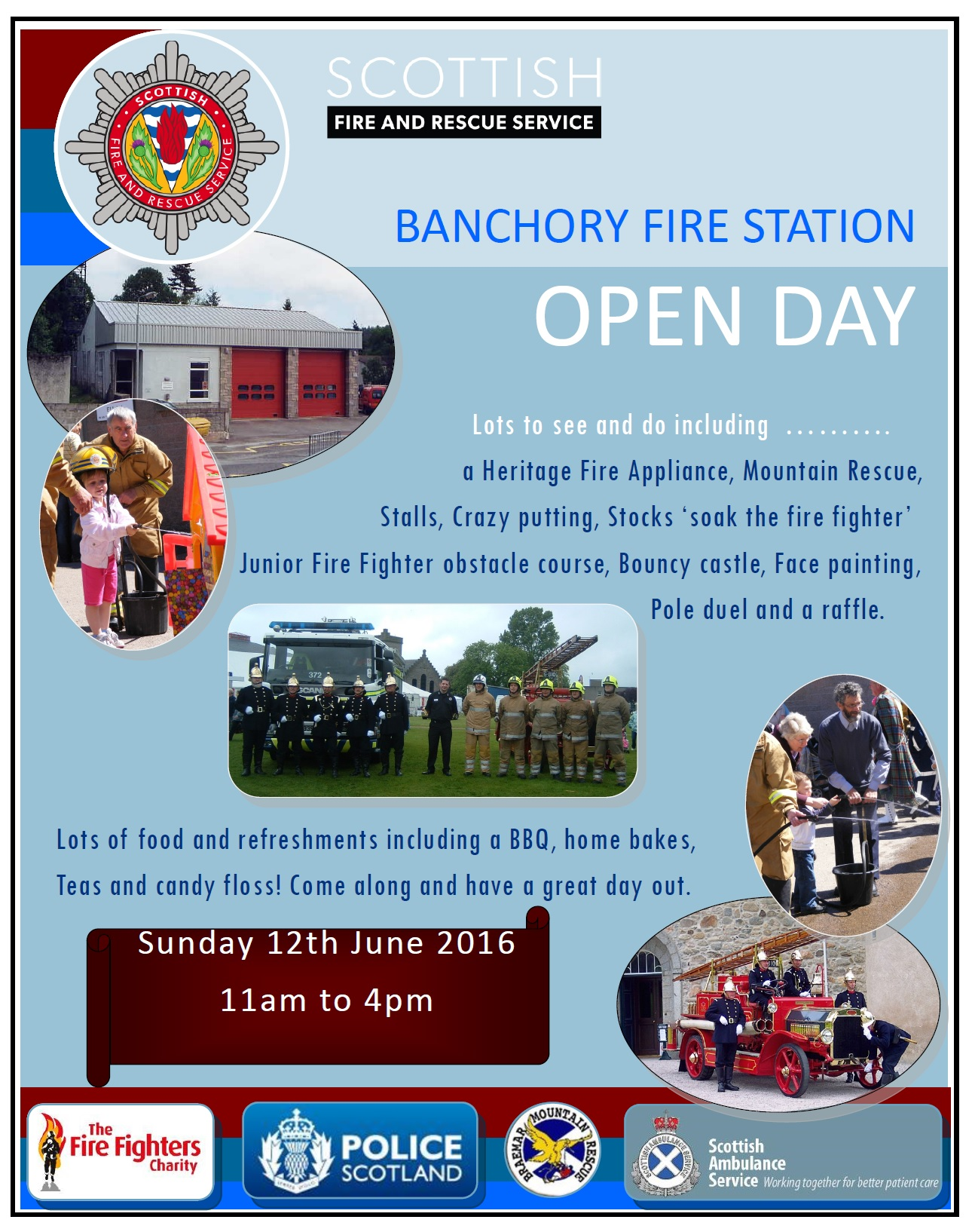 Banchory open day