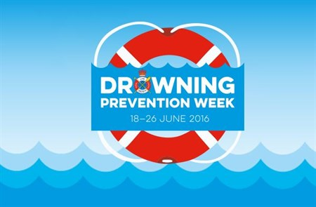 Drowning Prevention Week 2016
