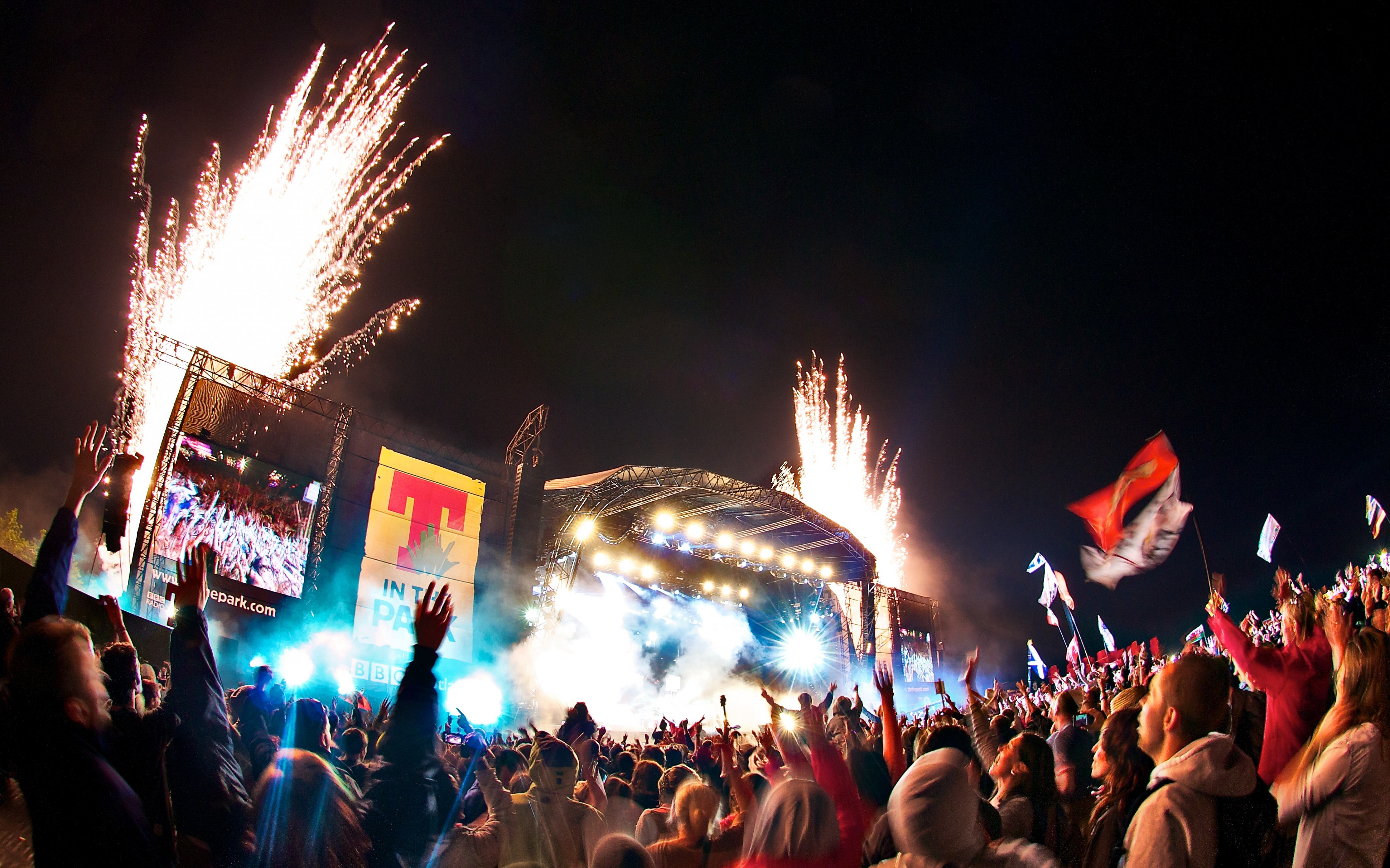 Top 10 ways to stay safe at T in the Park 2016