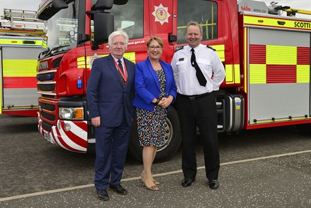 Annual - All Three At Fire Engine